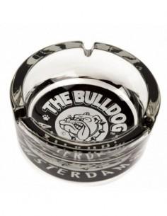 Cenicero Bulldog Vidrio