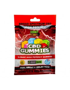Hemp Bombs Gomitas CBD 125...