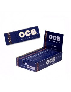 Papel OCB Ultimate 1 1/4 25...