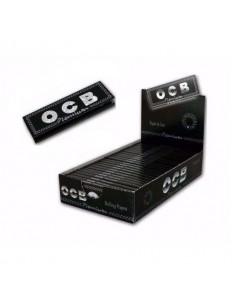 Papel OCB Negro Premium 25...
