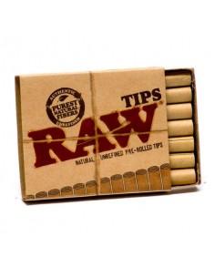 Tips Pre Rolados raw 21un
