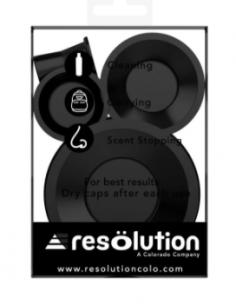 Ooze Resolution Caps
